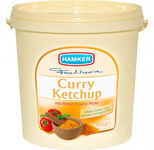 Hamker Curry Ketchup 10000ml