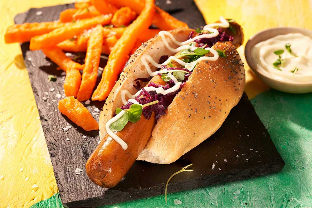 The Beauty of the Vegan Hot-Dog!