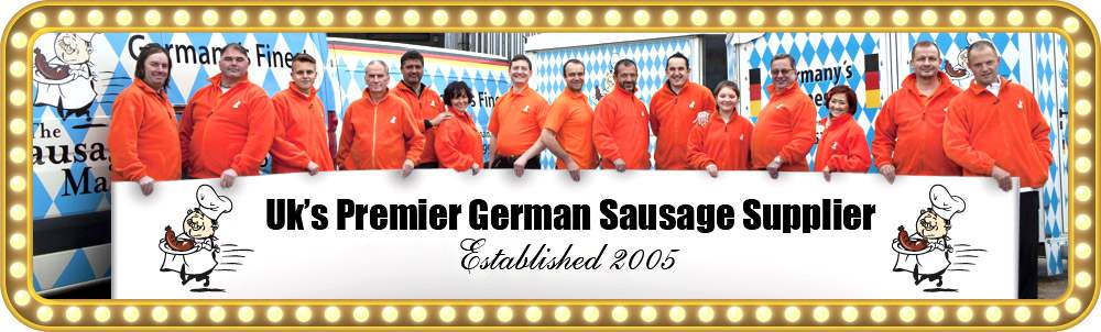 Wholesale hot dogs UK suppliers The Sausage Man - team