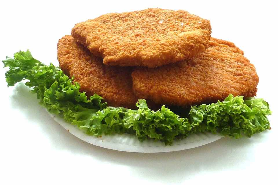 Oktoberfest wholesale products mini pork schnitzel UK suppliers