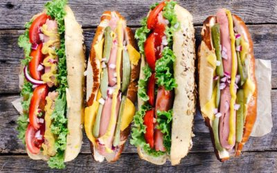 Difference Between Frankfurters, Sausages & Vienna Hot Dogs