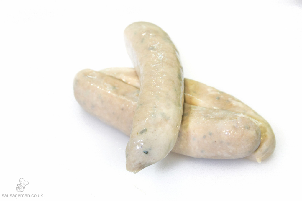 Weisswurst sausages wholesale UK suppliers and distributors The Sausage Man