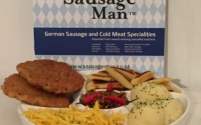 The Sausage Man Images