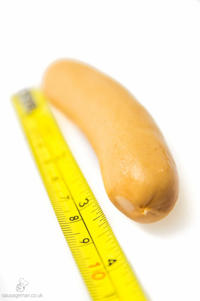 Mini Vienna Hot Dog Chipolata UK Suppliers 8cm Length