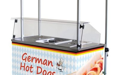 Thinking About Acquiring a Hot Dog Cart/Stand in the UK for a New Catering Business Venture?