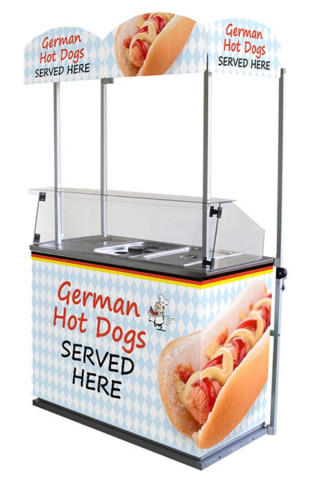 hot dog stand UK