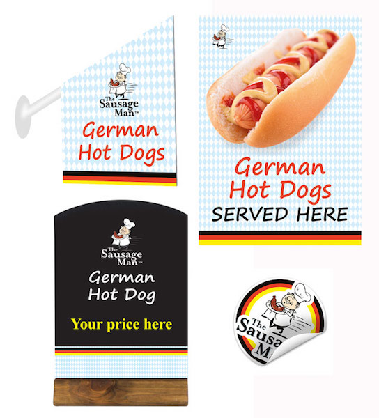 Hot Dog Franchise UK: The Sausage Man Delivers!