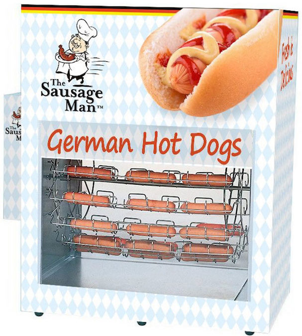 Hot Dog Equipment & Franchise UK: An Interview with The Sausage Man