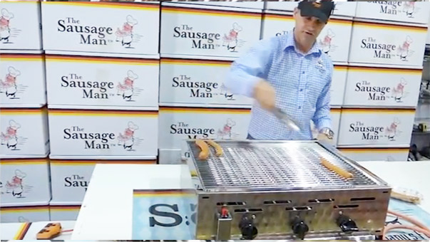 Hot Dog Grill Hot Dog Franchise The Sausage Man