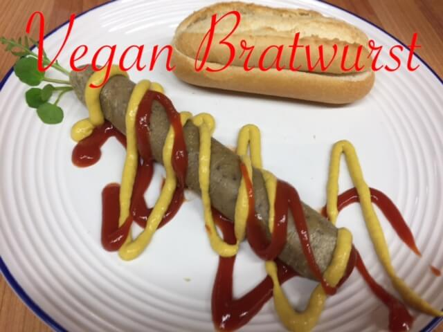 Vegan Bratwurst UK