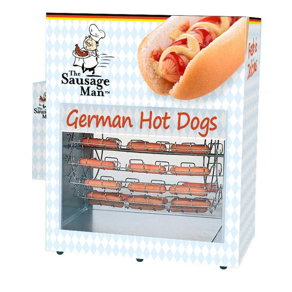 Our Hot Dog Franchise Equipment Videos
