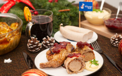 Christmas Dinner Sausages Recipe