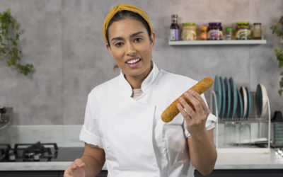 Cooking with Chef Philli – Episode 5: Bratwurst Katsu Curry