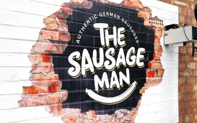 Sausage Man moves offices